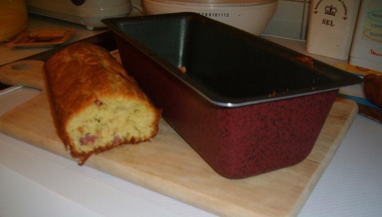 Cake lard, parmesan et cumin annso-cuisine.fr AnnSo Cuisine