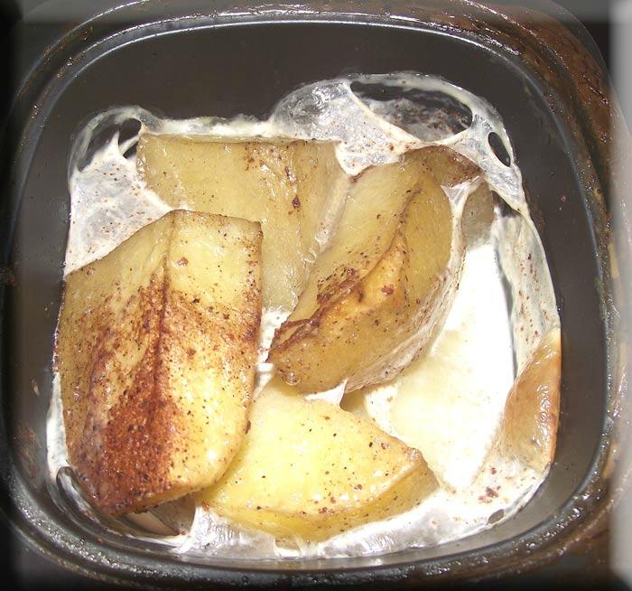 Gratin dauphinois tupperware annso-cuisine.fr AnnSo Cuisine