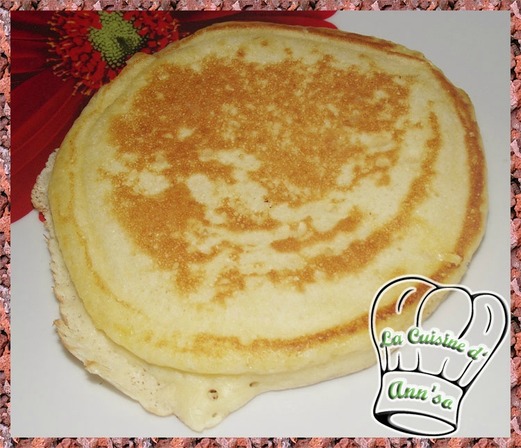 Pan-cakes léger annso-cuisine.fr AnnSo Cuisine