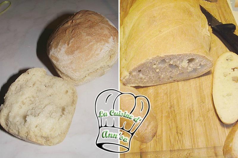 LA recette du pain annso-cuisine.fr AnnSo Cuisine