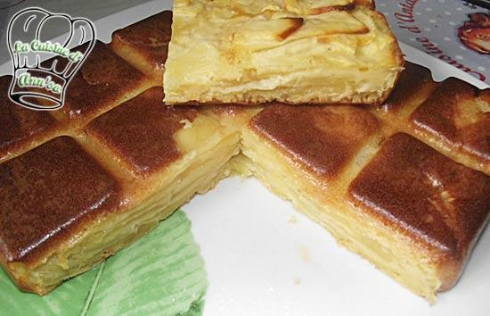 L'invisible aux pommes annso-cuisine.fr AnnSo Cuisine