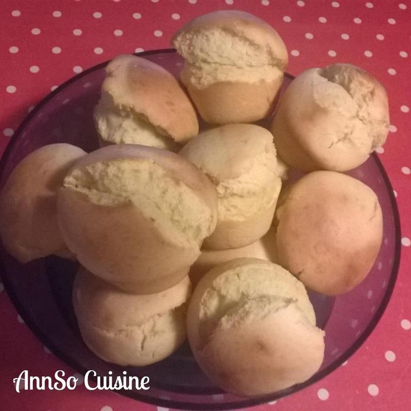Petits pains au lait annso-cuisine.fr AnnSo Cuisine