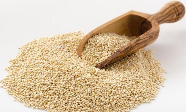 Quinoa AnnSo Cuisine