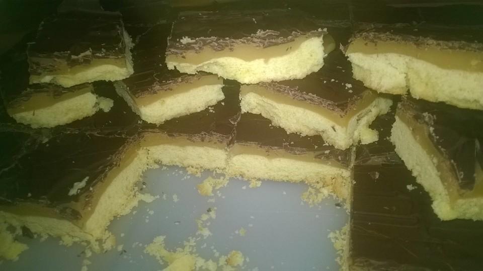 Twix maison / Shortbread millionaire / délice au caramel au cuisine companion de moulinex annso-cuisine.Fr AnnSo Cuisine