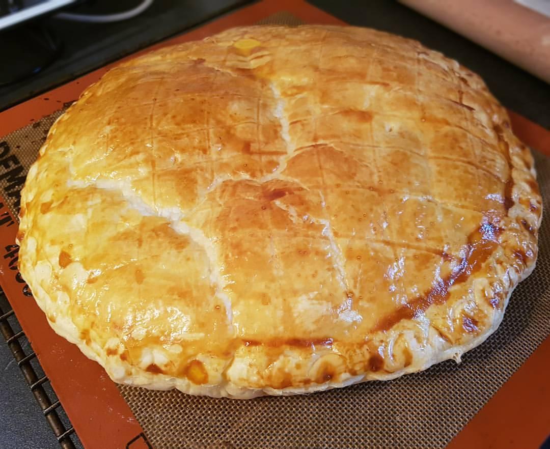 Annso cuisine site blog de recettes et conseils cuisine en auvergne - Galette des rois herve cuisine ...