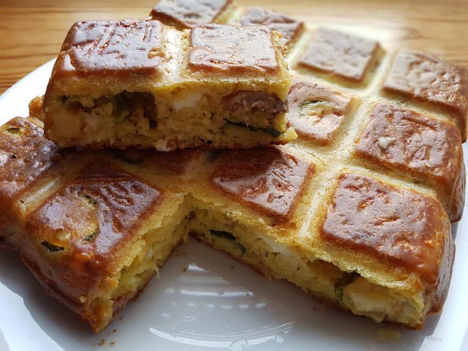 Cake aux courgettes et chèvre