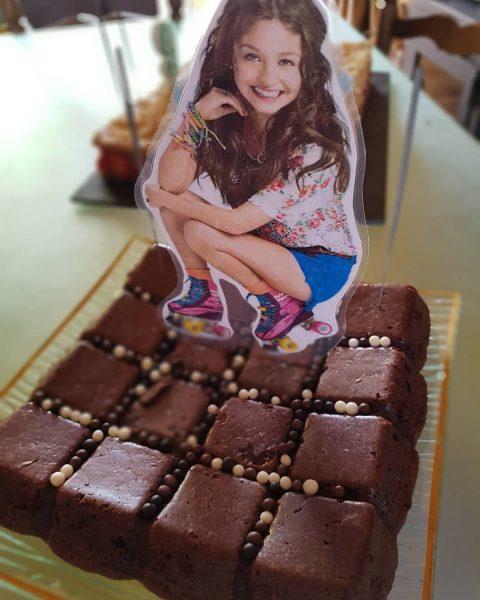 Brownie aux noix Soy Luna
