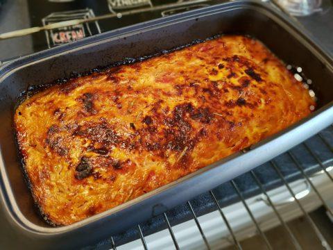 Flan de thon provençal