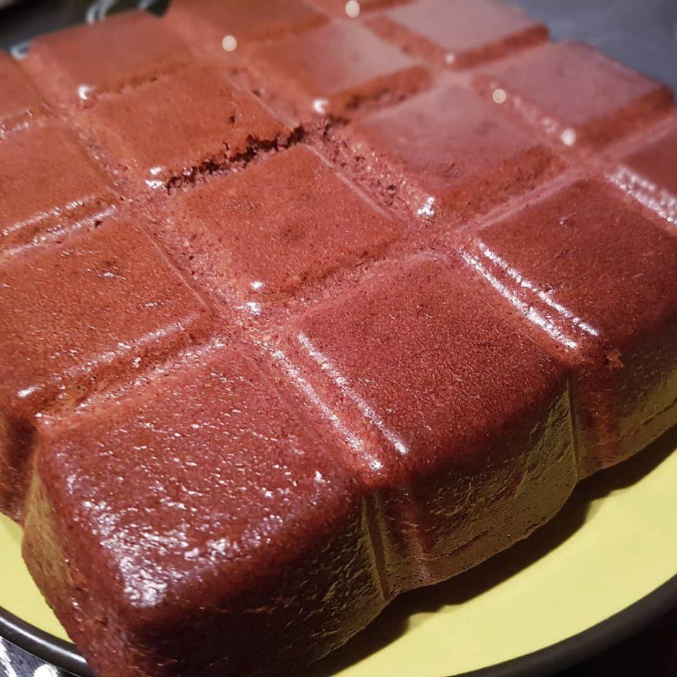 Gâteau gourmand au chocolat et noisettes